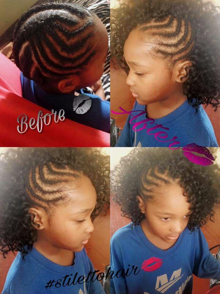 Kids Crochet Kids Hairstyles Kids Crochet Hairstyles Cute Hairstyles For Kids