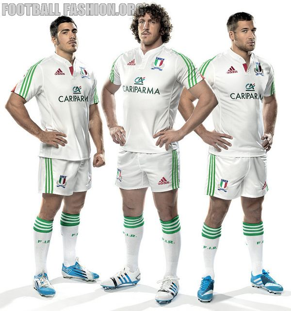 adidas italy rugby kit
