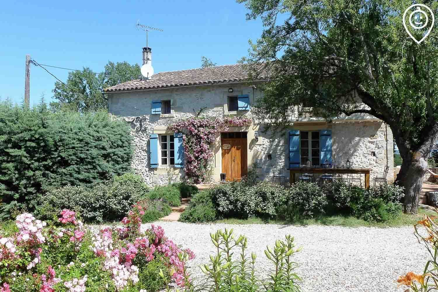 French Gites, Family Country Holiday Cottages & Gites with Pools -   18 holiday Home france ideas
