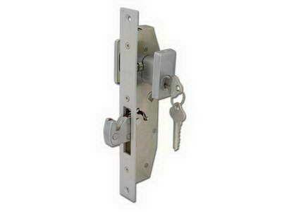 We Install And Repair Storm Door Locks For Residential Homes Storm Door Locks Roll Up Garage Door Door Locks