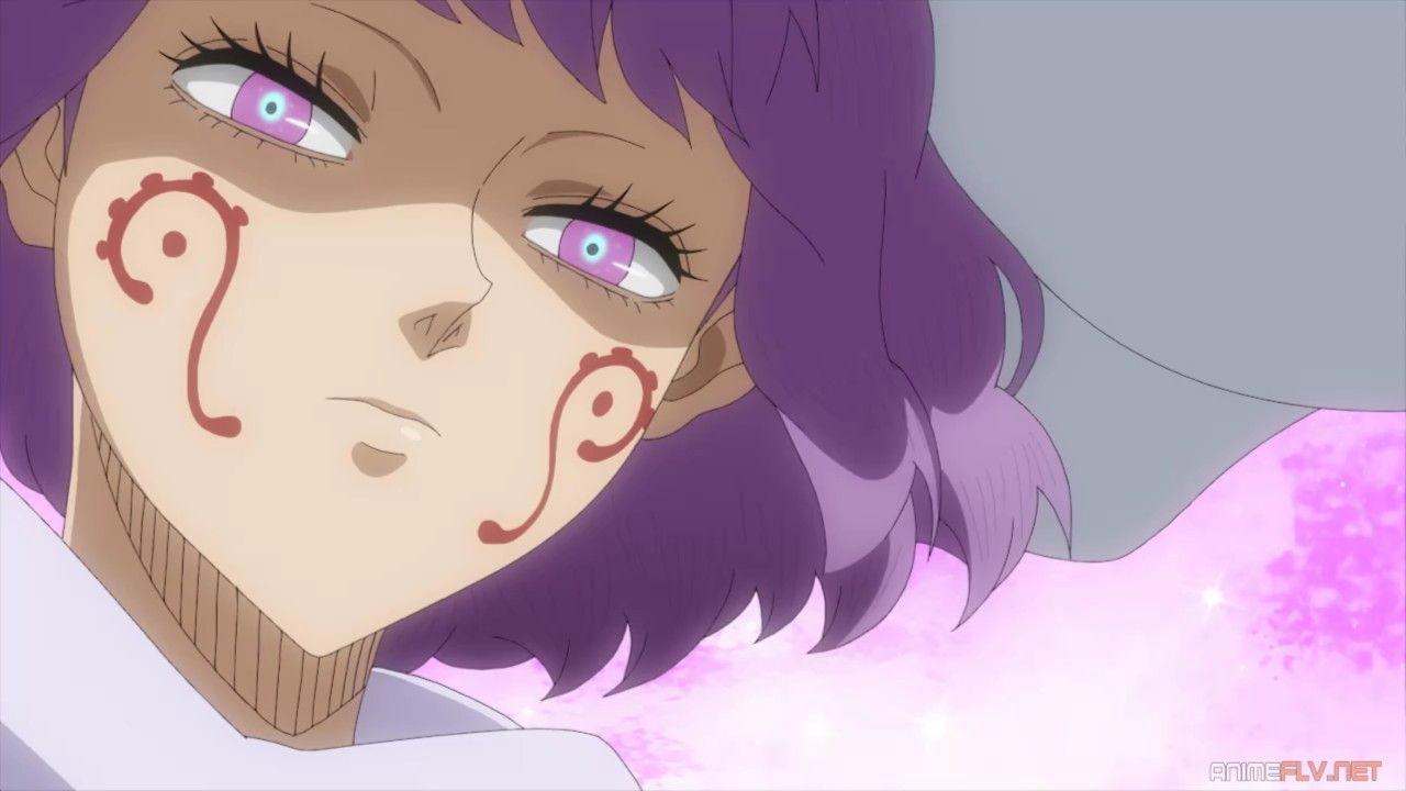 Capitana Dotothy Black Clover Anime Elfo Patroa