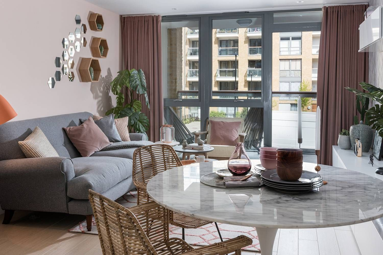 Suna Interior Design | Show Homes | Hyde New Homes Packington Square