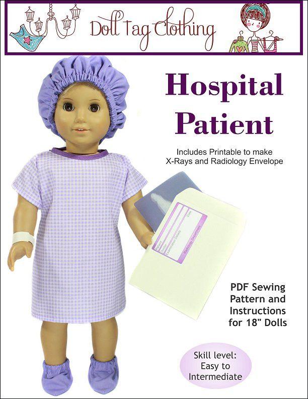 Hospital Patient 18\