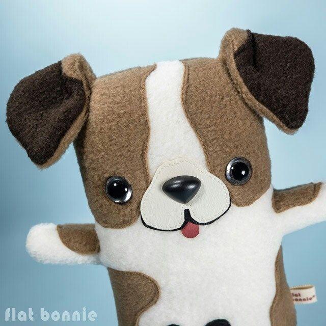 Custom Dog Stuffed Animal Stuffy Toy Of Your Puppy Dog Memorial