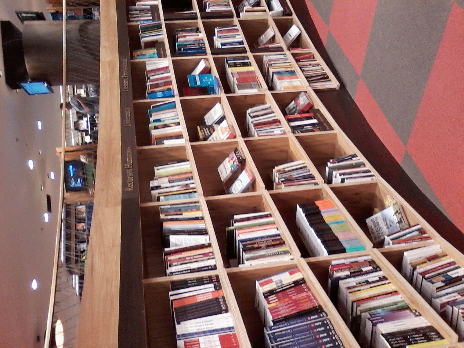 Livros e mais livros!