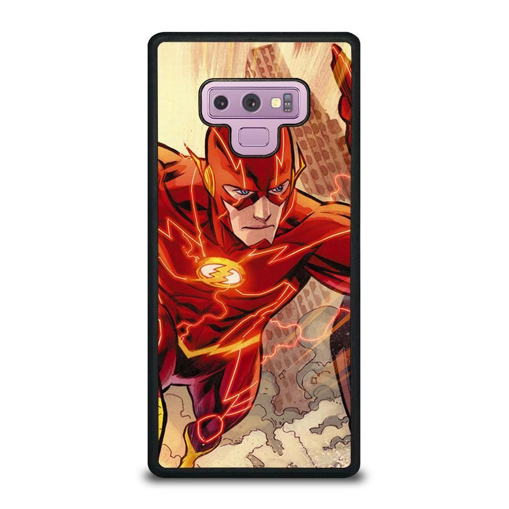 THE FLASH 7 Samsung Galaxy Note 9 Case Cover | Galaxy note ...