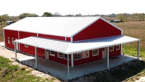 Best 35 X 75 X 13 5 12 Roof Pitch Galvalume Roof Panels Crimson 400 x 300