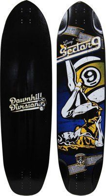 """Sector 9 Lacey 38"""" Downhill Division Longboard Deck - 38in ...  Sector 9 Lacey ..."""