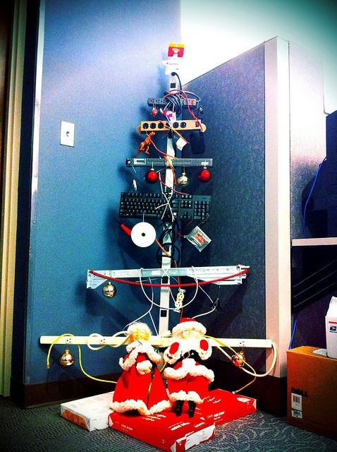 it christmas tree