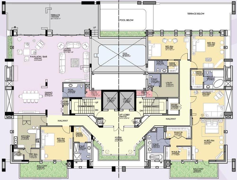 12000 Sq Ft House Plans House Design Ideas House Plans House Design Floor Plans