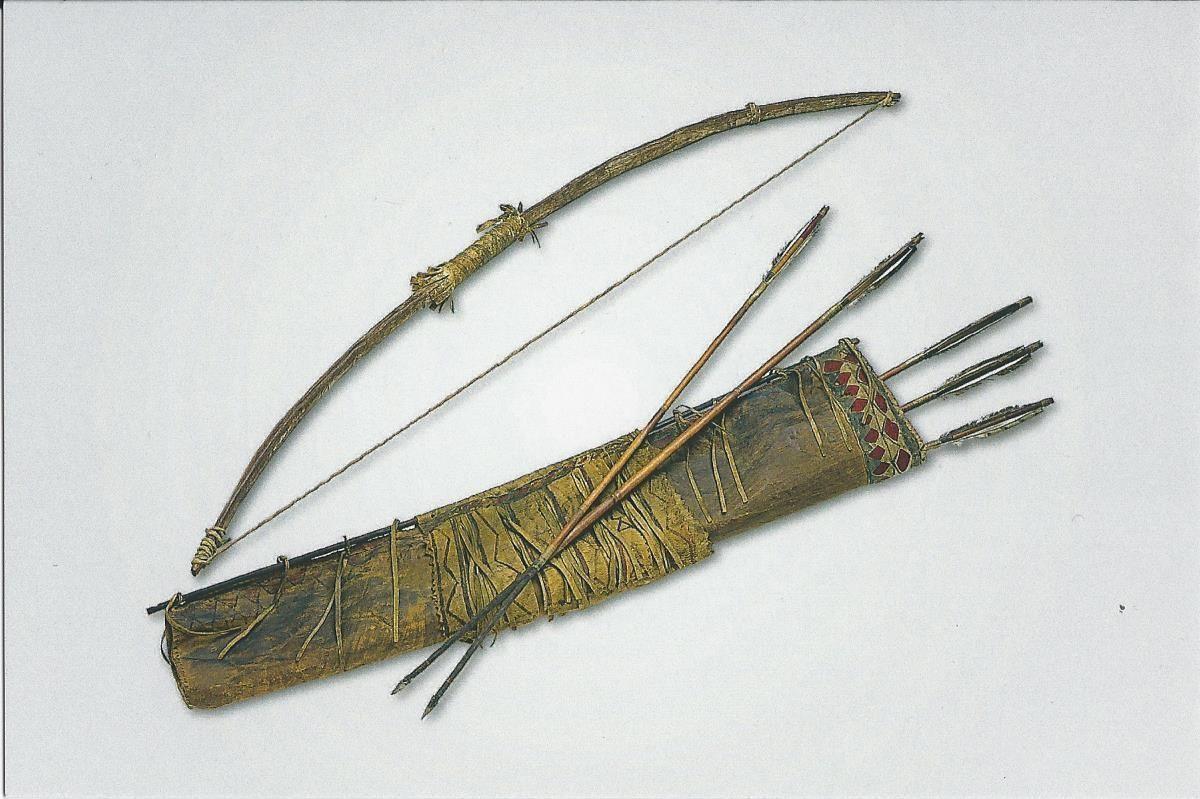 лук и стрелы первобытного человека картинки самых известных запоминающихся