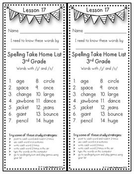 journeys 3rd grade spelling lists weekly aligned with hmh journeys 3rd grade 3rd grade. Black Bedroom Furniture Sets. Home Design Ideas