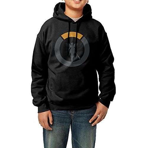 Fashionable Overwatch Mercy Logo Skill Video Game Teenager Hoodies Sweatshirts Cool Hoodies