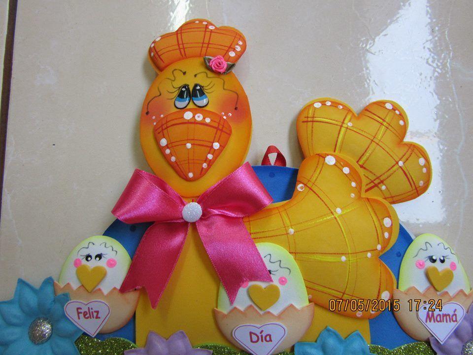 mamá gallina porta secador   Día de las Madres-todo en ...