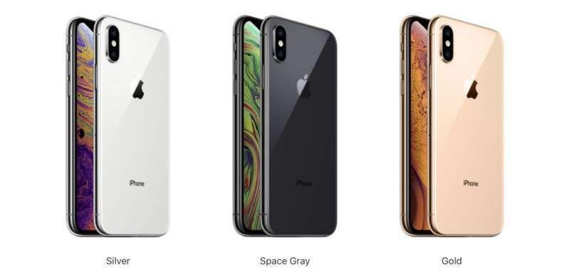 مكتبة صور لجميع الوان ايفون Xs Max الجديد Iphone Apple Iphone Buy Iphone