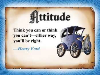 henry ford characteristics
