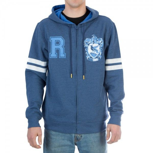 Harry Potter Ravenclaw Mens Hoodie