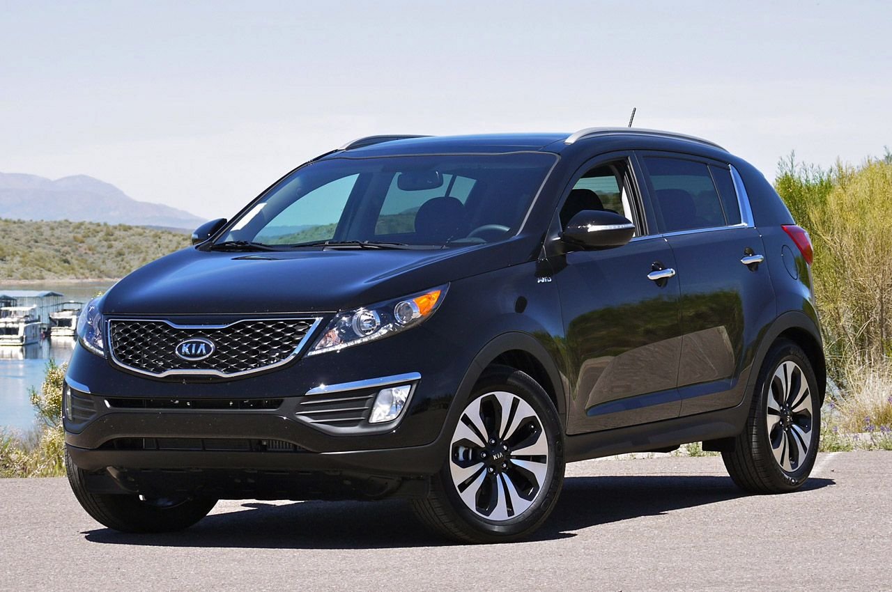 New Kia Sportage From Fuel Efficiency And Top Speed To Running