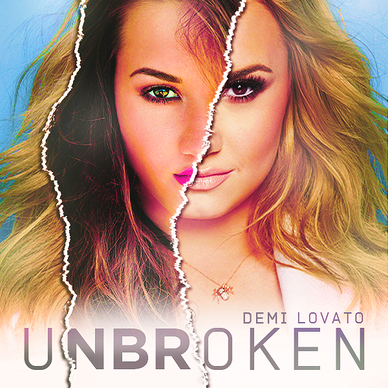 demi lovato - unbroken | Album Art Work | Pinterest