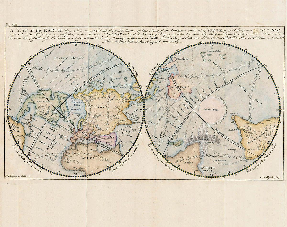 James ferguson astronomy on newtons principles 1773 maps james ferguson astronomy on newtons principles 1773 freerunsca Image collections
