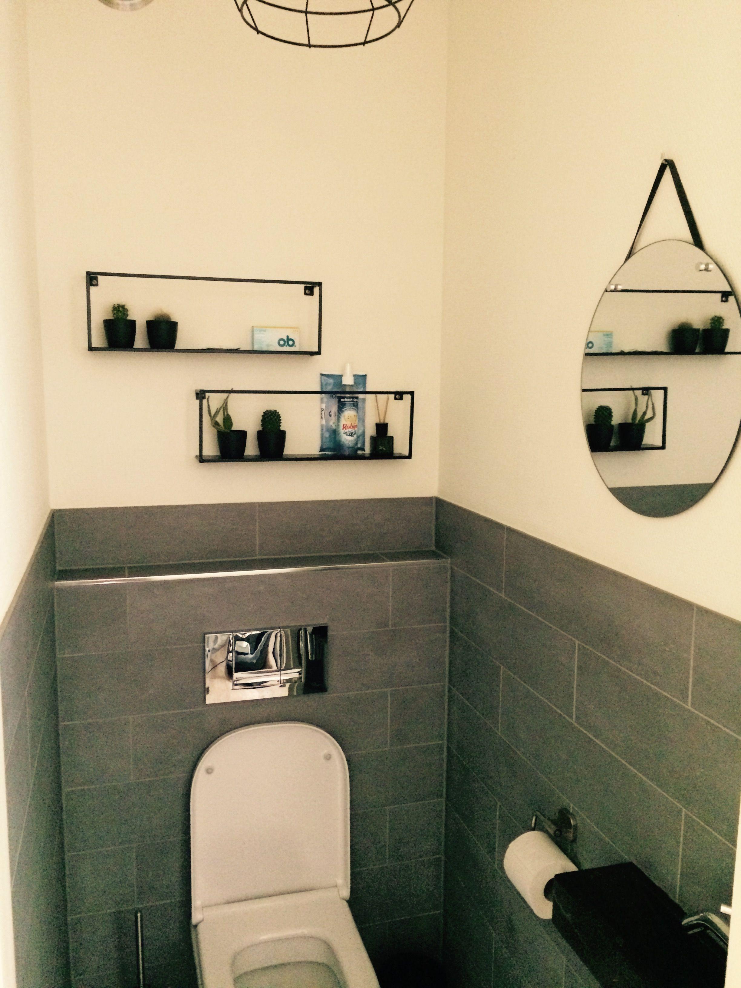 Pin Op Interieur Toilet