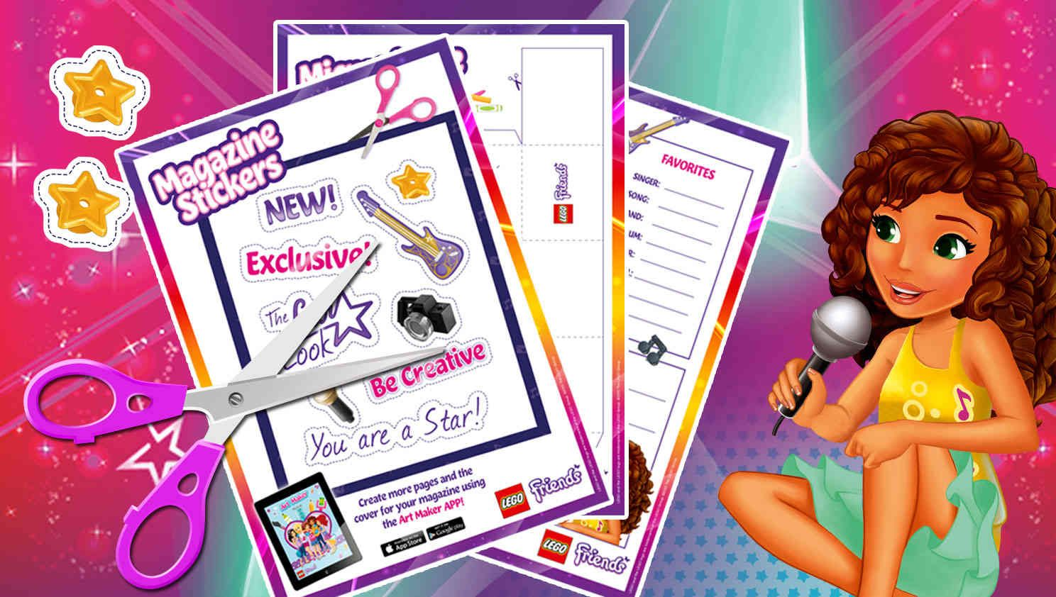 Download Star Reporter Interview Kit Downloads Activities