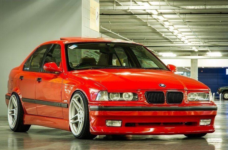 BMW e36 328i AC Schnitzer   BMW   Автомобили