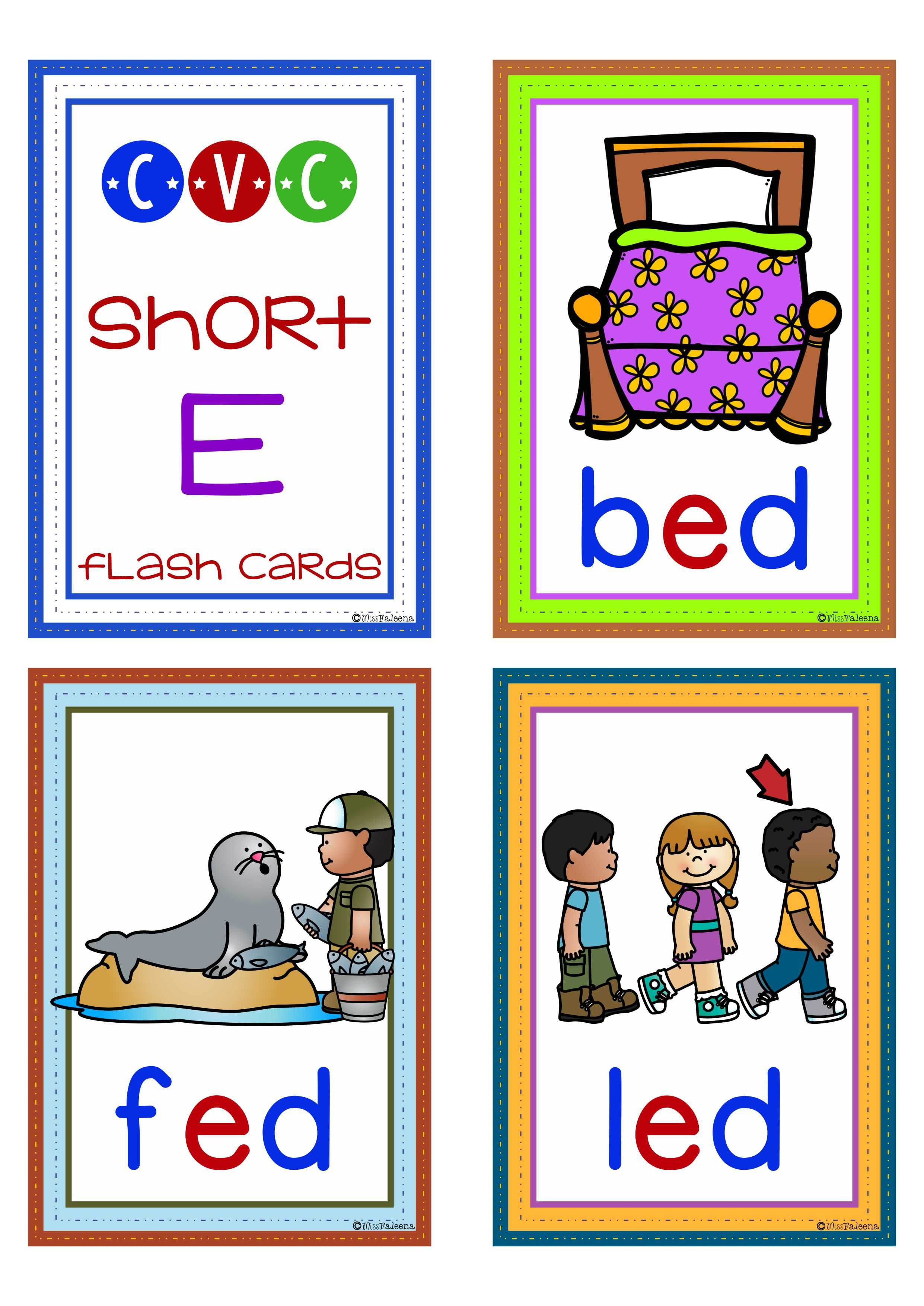 Free Cvc Short E Is Designed To Help Teach Children To Read Build And Write Cvc Words You Can Cvc Words Reading Cvc Words Reading Comprehension Kindergarten [ 3508 x 2482 Pixel ]