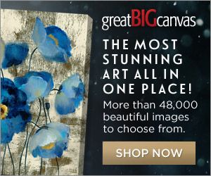 Great Big Canvas – Your Premiere Source for Images #MGHolidaygiftguide