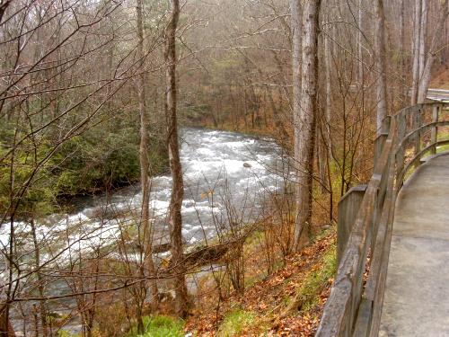 Nantahala River from Patton's Run Overlook, Nantahala Gorge, North  Carolina, on highway US-19 | Road trip, Trip, Best sites