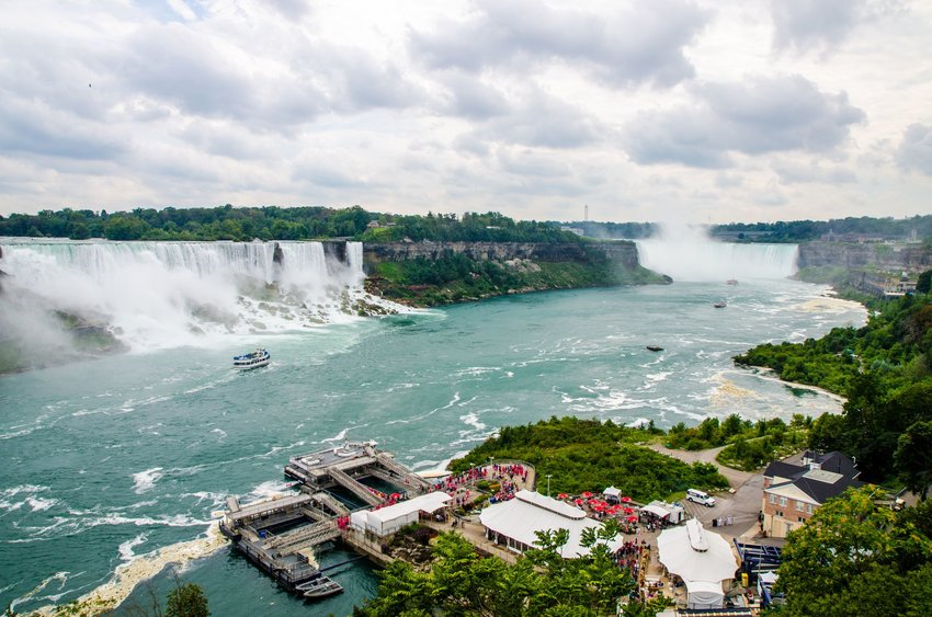 Surprising Facts About Niagara Falls Travel Trivia in
