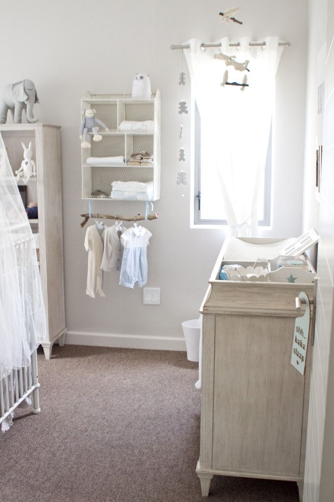 Classic Baby Boy Nursery Baby Boy Room Decor Boy Nursery Baby