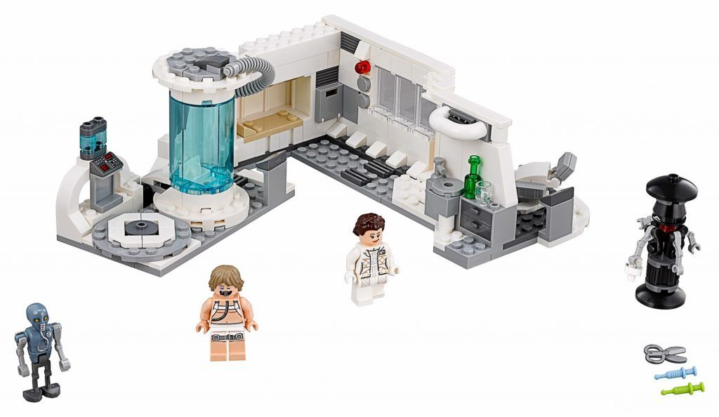 Details Of More Upcoming Lego Star Wars Sets For 2018 Revealed