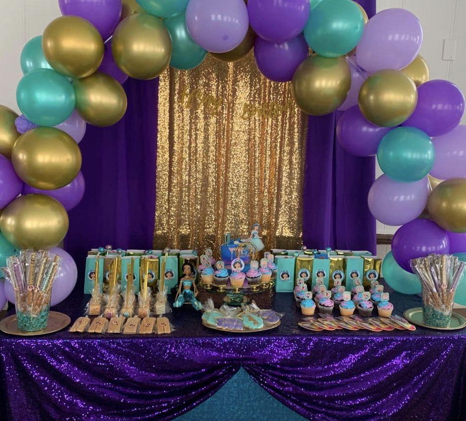 Follow My Ig Mommieswhohobby For More Treats Decor And Diy S Https Www Instagram Com Princess Jasmine Birthday Party Jasmine Birthday Cake Jasmine Party