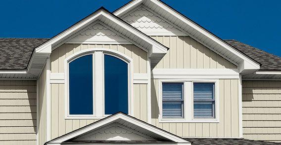 Alside Vertical Vinyl Siding Exterior House Colors