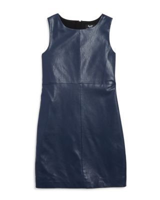 Bardot Junior Girls' Gwen Faux Leather Dress - Sizes 8-16 | Bloomingdale's