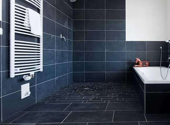 Poser Seche-Serviette Salle Bains   Idées Pour La Maison