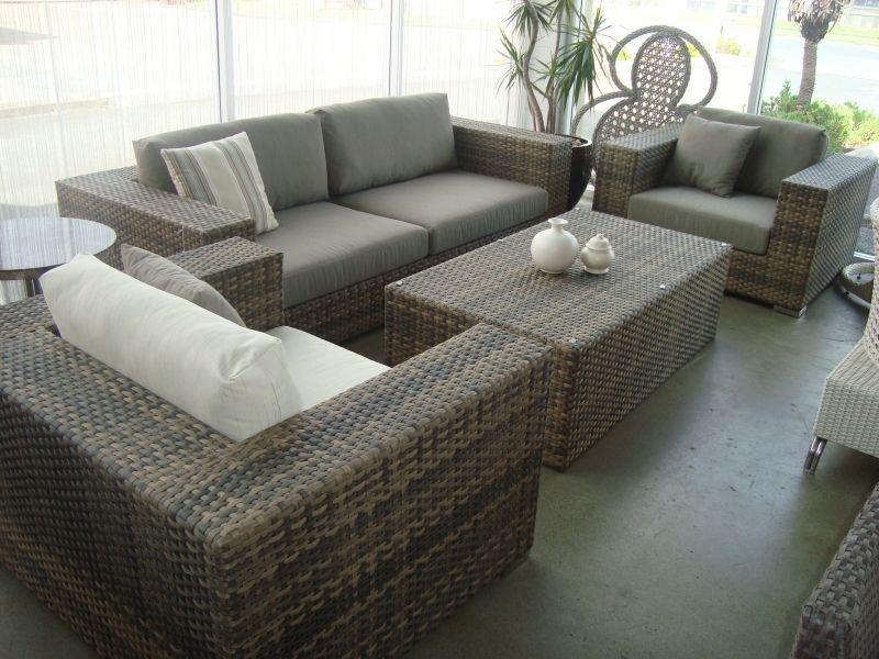 Manhattan Outdoor Lounge setting | Garden Furniture