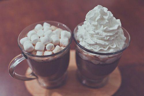 Bildergebnis für hot chocolate tumblr