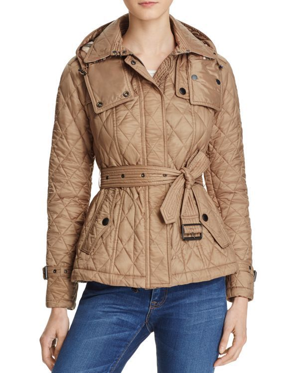 Women S Coats Jackets With Images Quilted Coat Women Quilted Coat Trench Coat Style