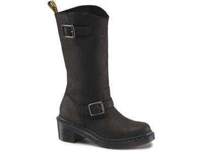 Купите Dr. Martens, Женский, черный, натуральная кожа, модель: 14665001 3J26 Black B Loco Horse Dr Martens в Москве с доставкой за 6698.00р.