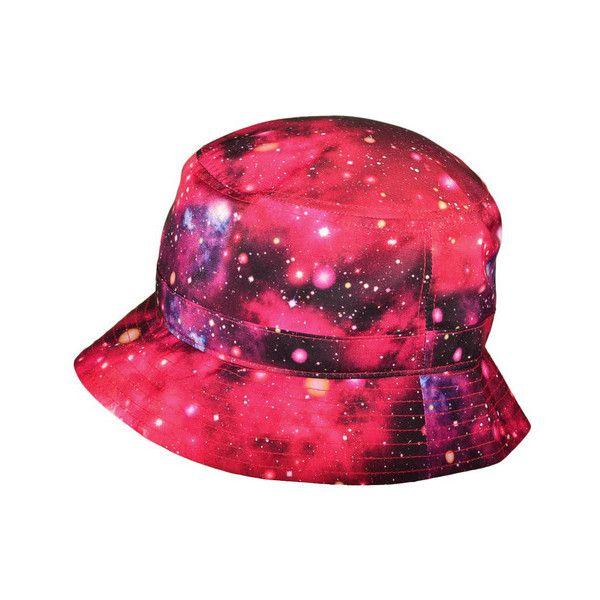 Wholesale KBETHOS Fashion Galaxy Bucket Hats Caps (Red Size  M L ... eb5e4b9a75a