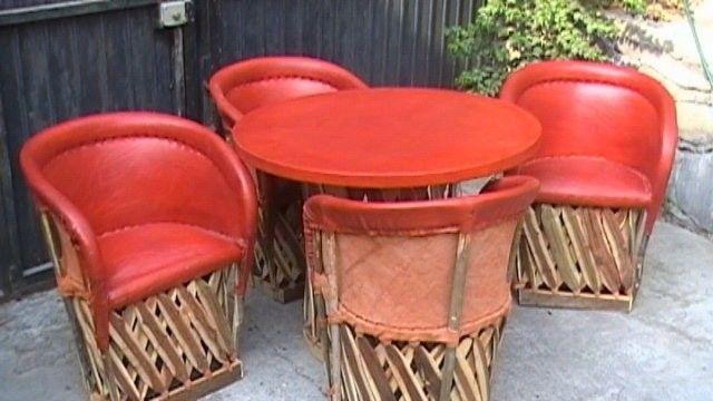 Comedores De Equipal Tradicional Tonala Vivanuncios 119747208 Equipales Cestas De Picnic Venta Muebles