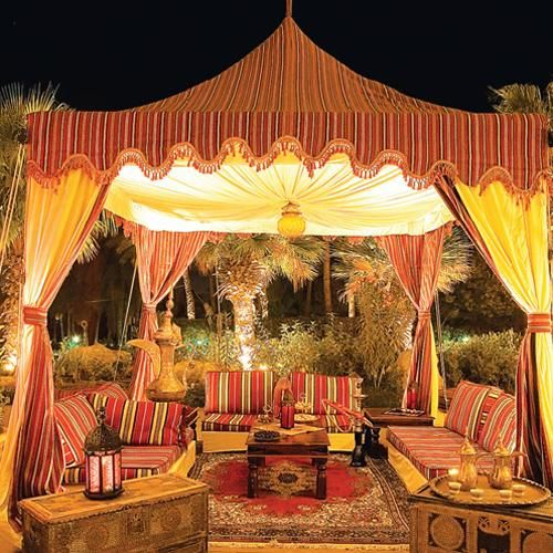 its the ceiling home decorating in moroccan style - Orange Canopy Decorating