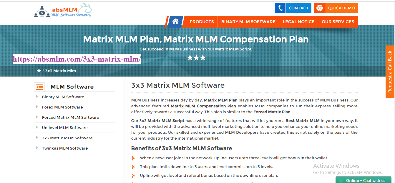 The Matrix Mlm Software Compensation Plans Are The Best