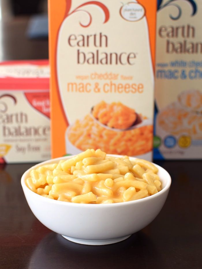Earth Balance Vegan Mac And Cheese Dairy Free Recipes Pinterest