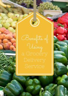 Pros and Cons of Using a Grocery Delivery Service | Business