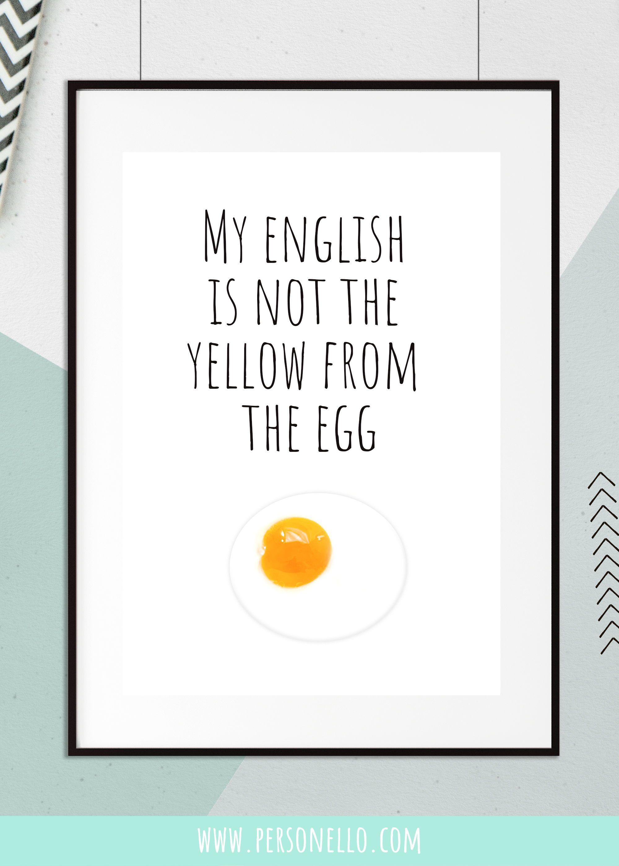 Deutsche Sprichwörter ins Englische übersetzt und fertig ist dein
