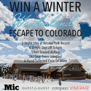 Colorado sweepstakes