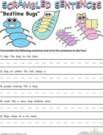 jumbled words exercises with answers pdf